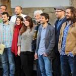 Anova, Esquerda Unida e Podemos Galicia presentan o preacordo político para construír un espazo de cambio e ruptura democrática