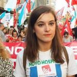 Eva Solla súmase ao paro de 24 horas convocado pola Xunta de Persoal do Cunqueiro