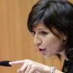 """Yolanda Díaz: """"O que ten pasado coa Mesa do Parlamento é unha estafa rotunda"""""""