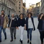 """Yolanda Díaz: """"Levamos ata o Congreso as necesidades de Galicia"""""""