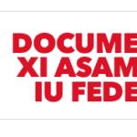 Documentos XI Asemblea Federal de IU