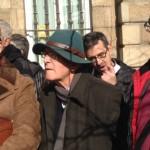 Ron defende o dereito á liberdade de expresión en A Coruña