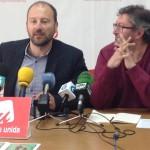 EU presenta a campaña contra as reválidas da man de Xabier Ron e Ramón Vázquez