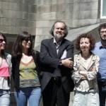 """En Marea comprométese cos profesionais da cultura a crear un """"tsunami democrático"""""""