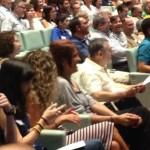 Esquerda Unida participa no acto da Marea Constituínte, en Vigo