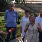 Ourense presenta a súa candidatura de En Marea para o cambio