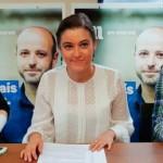 """Eva Solla: """"O centro de Lalín é un paradigma da política sanitaria do PP"""""""