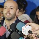 """Villares: """"En Marea veu para quedarse e ocupar a segunda forza no Parlamento"""""""