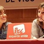 Yolanda Díaz e Adoración Guamán debaten en Vigo sobre o nefasto efecto dos tratados de libre comercio