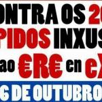 EU manifesta o seu apoio ás traballadoras e traballadores de EXTEL en folga para reivindicar os seus dereitos
