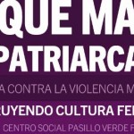 "Vanessa Angustia participa no coloquio contra a violencia machista: ""Xaque mate ao patriarcado"""