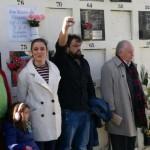 Homenaxe a Gayoso e Seoane no 68 aniversario do seu asasinato