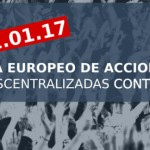 """EU súmase ás mobilizacións deste sábado, Día Europeo de accións descentralizadas contra o CETA, organizadas pola plataforma """"Non ao TTIP"""" de Galicia"""