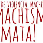 Asasinato machista #QuerémonosVivas