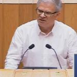 """Manuel Lago: """"É preciso loitar contra a desigualdade salarial e a pobreza laboral no noso país"""""""