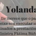 Díaz pregunta á Ministra Fátima Báñez sobre o motivo de deixar de gastar 10.222 millóns de euros en prestacións sociais