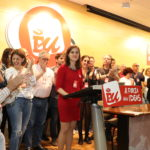 Eva Solla, nova coordinadora nacional de Esquerda Unida