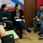 Eva Solla imparte en Cambre unha charla sobre o feminismo para avanzar