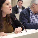 Vanessa Angustia critica no Senado que o maltrato animal non é patrimonio cultural
