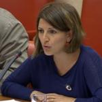 """Yolanda Díaz: """"Os orzamentos do Goberno non contemplan a transición enerxética que precisa o país"""""""