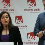 """Eva Solla encabeza a candidatura """"EU para a Unidade Popular"""", que se presenta á coordinación de Esquerda Unida"""
