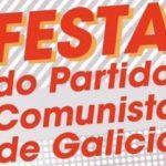 O Partido Comunista de Galicia celebra este sábado en Ourense a súa festa anual