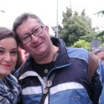 """Eva Solla e Xabier Ron din """"NON"""" ao peche indiscriminado de escolas rurais en Galicia"""