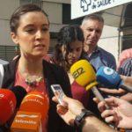 """Eva Solla: """"A actuación do goberno central é intolerable, ilexítima e vulnera os dereitos civís en Catalunya"""""""