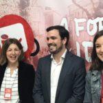 A XII Asemblea Nacional de Esquerda Unida reivindica a forza das ideas para os novos retos en Compostela