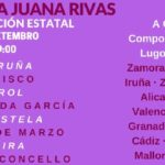 Esquerda Unida fai un chamamento á participación na mobilización a favor da decisión de Juana Rivas de non entregar aos seus fillos a un pai maltratador