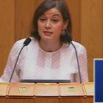 """Eva Solla: """"O PP non recoñece a relación do suicidio cos problemas económicos e sociais que vive a cidadanía"""""""
