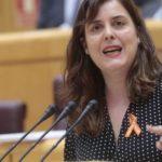 A senadora Vanessa Angustia defende unha RTVE pública, independente e veraz
