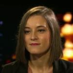 """Eva Solla fala sobre actualidade política no programa """"Jugada crítica"""", de TeleSur"""