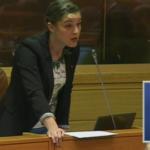 Eva Solla pregunta ao Goberno sobre as medidas para garantir o dereito á saúde da veciñanza afectada pola contaminación de lindano en O Porriño