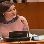 """Eva Solla: """"Teñen que deixar de botar a culpa aos doentes dos colapsos en Urxencias e rematar cos recortes en Sanidade"""""""