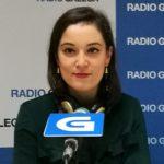 Eva Solla fala sobre violencia machista, desemprego e outros temas de actualidade política en Radio Galega