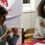 """Yolanda Díaz debate en A Coruña sobre a fenda salarial: """"As mulleres non podemos cobrar menos  por realizar tarefas de idéntico valor"""""""