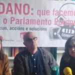A eurodeputada de Izquierda Unida, Paloma López, insta a Comisión Europea a esixir á Xunta de Galicia informes sobre o lindano respectivos á situación de saúde  e calidade da auga