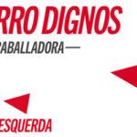 Esquerda Unida súmase ás convocatorias da mobilización do 1 de Maio co motivo do Día da Clase Traballadora