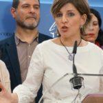 """Yolanda Díaz: """"Os Orzamentos de 2018 practican políticas severas de degradación salarial e trocean o emprego"""""""