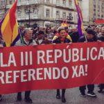 """Eva Solla: """"Esquerda Unida mobilízase neste 14 de abril ante a necesidade dun proceso constituínte que nos leve a unha Terceira República"""""""