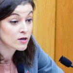 """Eva Solla: """"O Goberno privatiza por 98 millóns de euros os servizos sanitarios na Coruña"""""""