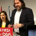 """Eva Solla e Rubén Pérez presentan o proceso de primarias de Esquerda Unida no que """"se elixirán  ás mulleres e homes que terán un papel fundamental nas Eleccións de 2019"""""""