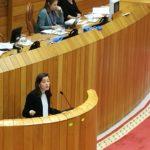 """Eva Solla, no Pleno: """"Estamos nun contexto de desprotección da clase traballadora no seu posto de traballo"""""""