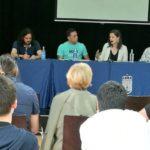Eva Solla e André Abeledo chaman a sumar forzas nun debate sobre a confluencia e construcción da unidade popular en Narón