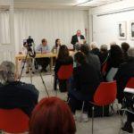 """O camarada e loitador antifranquista Xesús Redondo Abuín presenta o libro """"Alentos e desalentos dun de tantos"""", en Compostela"""