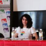 """Eva Solla: """"As mulleres LGTBI enfrontan moitas máis dificultades no acceso ao dereito básico da saúde polos recortes ou pola escaseza en formación das e dos profesionais"""""""