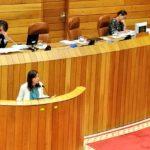 Eva Solla presenta no Parlamento a primeira Proposición de Lei de Publicidade Sanitaria de Galicia