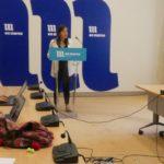 """""""A Xunta permite a Medtronic dirixir as unidades de cardioloxía nos hospitais da Coruña, Compostela, Vigo e Lugo"""", denuncia Eva Solla en rolda de prensa"""