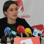 """Eva Solla: """"O discurso triunfalista de Feijóo dista moito da realidade que vivimos en Galicia"""""""
